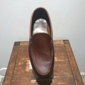 Allen Edmonds Brown Driving Moccasin loafers